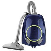 Aspirador De Pó Azul E Cinza 1400 W 2 Bocais Saturne Cadence
