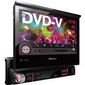 Dvd Player Avh-3580Dvd 1Din 7 Pol Pioneer