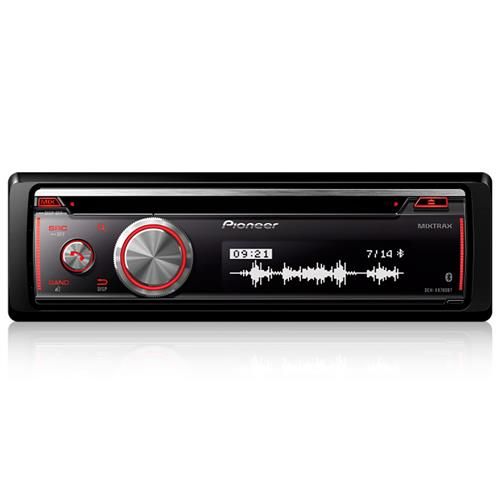 auto r dio cd player entrada usb bt preto dehx8780bt pioneer pioneer. Black Bedroom Furniture Sets. Home Design Ideas