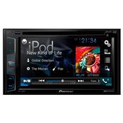 Auto Rádio Dvd Usb Bluetooth Preto Avhx2780bt Pioneer
