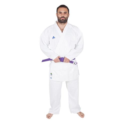 Kimono Para Karatê Training Kumite Algodão e Poliéster MKS
