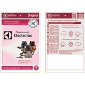 Kit Com 3 Sacos Para Aspirador De Pó 6.0L Cse10 Electrolux