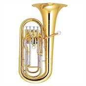 Bombardino Highgrade Em Bb Laqueado Hep1141 Harmonics