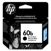 Cartucho De Tinta 60b 4.5ML Preto CC636WB HP Suprimentos