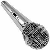Microfone Dinâmico Profissional Metal Cabo 4,5M Bt-58A Mxt