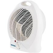 Aquecedor De Ambiente Residencial 1500W Branco A101 Ventisol