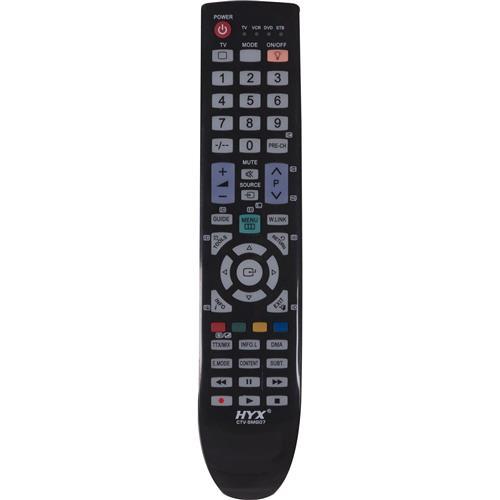 Controle Remoto Para Tv Lcd Samsung Preto Ctv-Smg07 Hyx