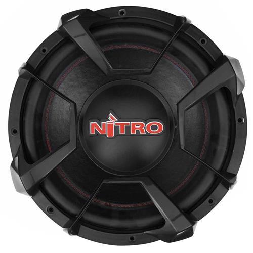 Subwoofer Nitro 12 Pol 700W Rms 89.7 Db 2X2 Ohms Bd2 Spyder
