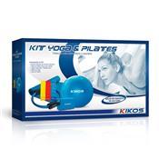 Kit Para Exercício Físico Yoga E Pilates Kityopilkikos Kikos