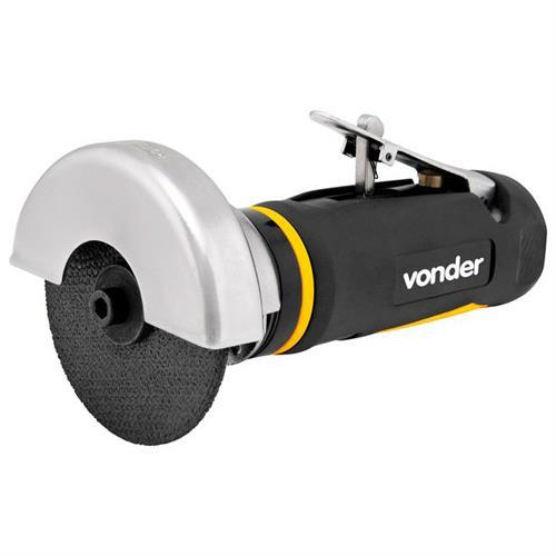 Cortador Pneumático 18000 Rpm Com Acessórios Cp 380 Vonder