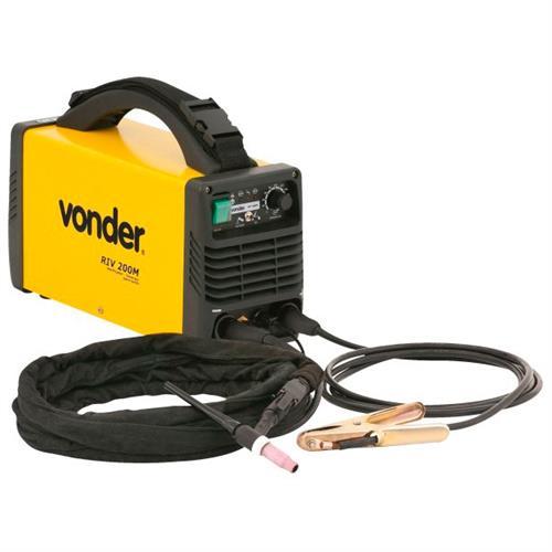 Retificador Inversor Monofásico 50/60 Hz Riv200m 220V Vonder