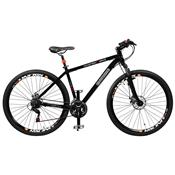 Bicicleta Master Bike Extreme Aro 29 Susp. Dianteira 21 Marchas - Preto