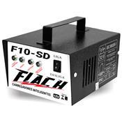 Carregador Inteligente De Baterias 12 V 10 Ah F10sd Flach