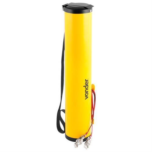 Estufa Portátil Ligação Com Barra 3 Kg 7299003000 Vonder