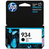 Cartucho De Tinta 934 Officejet 10 Ml Preto Hp Suprimentos