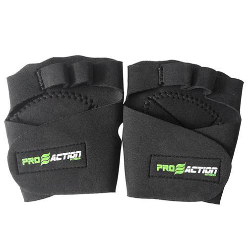 Luva Para Musculação Em Neoprene ProAction Sports
