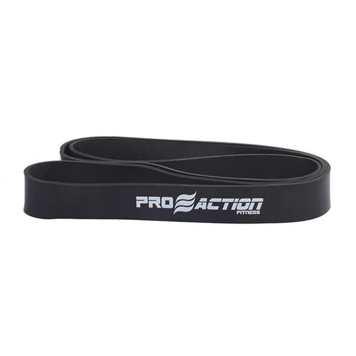 Super Band De Borracha 4.4 Preto Latex G100 Proaction Sports
