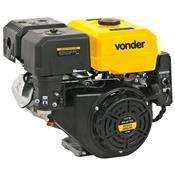 Motor A Gasolina 14.0 Hp 4 Tempos 6.5 Litros Vonder
