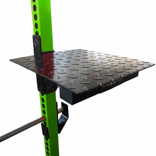Stepper Ajustável Para Gaiola Power Rack Pr824 Proaction Sports