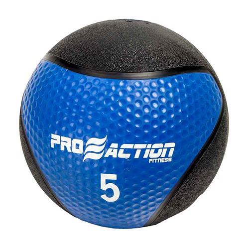 Bola De Ginástica Medicine Ball 5 Kg G193 Proaction Sports