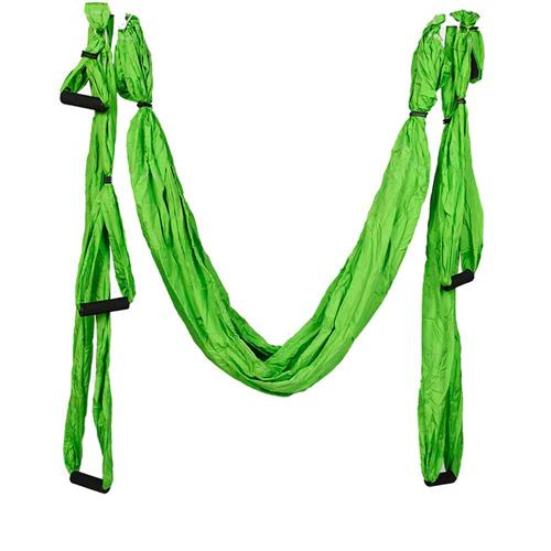 Aero Pilates Yoga Swing Verde G220 Proaction Sports