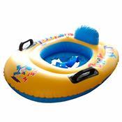 Bote Inflável Seat Amarelo Para Crianças De 1 Á 3 Anos Ntk