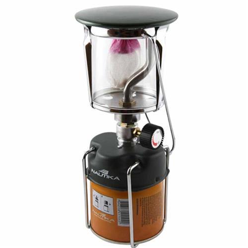 Lampião A Gás Strike Com Sistema De Regulagem Fina 100 W Ntk