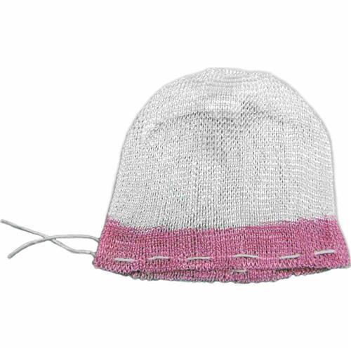 Camisinha Para Lampião De 1 Amarra Rosa e Branco 281000 NTK