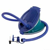 Inflador Manual Fole 2L Azul Plástico ABS e PVC 300680 NTK
