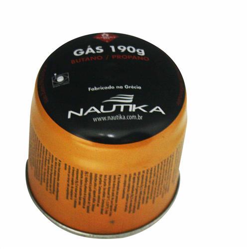 Caixa De Cartucho De Gás Butano 190 G 48 Unidades 280500 Ntk