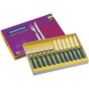 Conjunto De Talheres Aço Inox Polipropileno 23199160 Tramontina