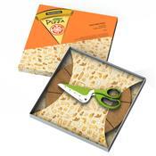 Conjunto Para Pizza 2 Peças Aço Inox 25099217 Tramontina
