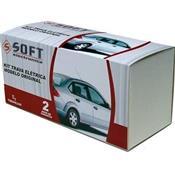 Kit Trava Elétrica Original 2 Portas Mono Aa420012 Soft
