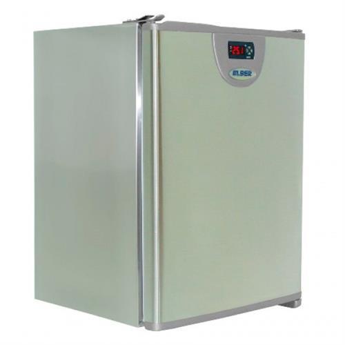 Freezer 70L Em Aço Inox 12 Ou 24 Vcc Com Digital FN70 Elber