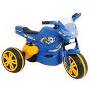 Moto Elétrica X Turbo 3 Á 4 Anos Motor 6V 4507 Xalingo - Azul