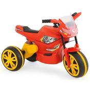 Moto Elétrica X Turbo 3 Á 4 Anos Motor 6V 4509Xalingo - Vermelho