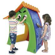 Casinha De Brinquedo Malukete Em Plástico 9787 Xalingo