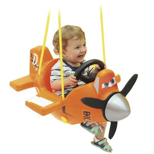 Balanço Para 1 Criança Dusty Aviões Disney 18887 Xalingo