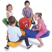 Gangorra Polvo Maluco Playground Infantil 9698 Xalingo