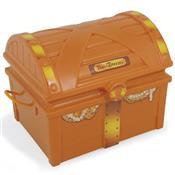 Baú Do Tesouro Guarda Brinquedos E Acessórios 9721 Xalingo