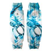 Prancha De Wakeboard Navemãe 138 Cm Azul 212001 Navis