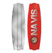 Prancha Wake Id W 140 Cm 4 Quilhas Vermelha e Branco 212044 Navis