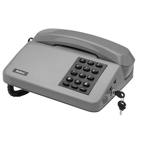 Telefone Padrão Ccom Chave 15 Teclas Telpdrch Multitoc