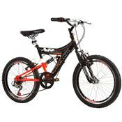 Bicicleta Infantil Quadro Em Aço Carbono XR 20 Track Bikes