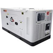 Gerador De Energia Diesel 20Kw  220V Mono Td25sge Toyama
