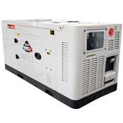 Gerador De Energia Diesel Trifásico 25Kva Td25sge3 Toyama