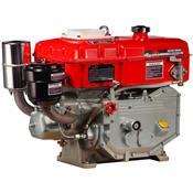 Motor 4 Tempos Diesel Refrigerado Á Água 402Cc Tdw8 Toyama
