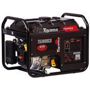 Gerador Gasolina 4 Tempos Bivolt 25 Litros Tg3800cx Toyama