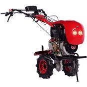 Motocultivador À Diesel Partida Elétrica 418Cc Tdt110 Toyama