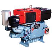 Motor Diesel Refrigerado A Água Partida Elétrica Toyama